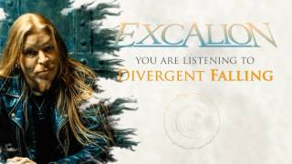 EXCALION - Divergent Falling (LYRIC VIDEO)