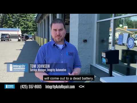 Tips from Tom Johnson, Service Manager at Integrity Auto Repair Issaquah