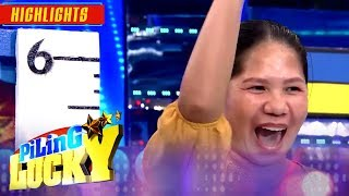 Jean Bags The 150,000 Peso Jackpot Prize | Its Showtime Piling Lucky