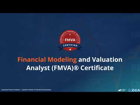 FMVA Certification - YouTube