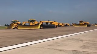 DFW Airport Ground Crews Getting Ready For Winter