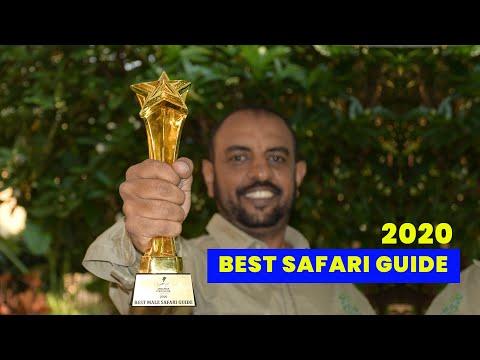 Best Male safari Guide