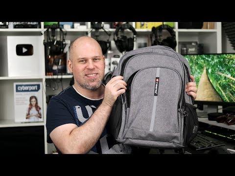 Fintie Backpack   Laptop Rucksack, ihr könnt ihn auch ohne Laptop nutzen ;)