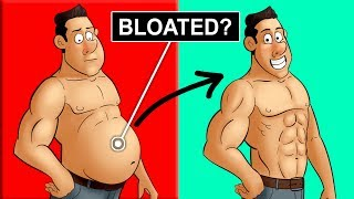 How to Reduce Bloating (BLOATED BELLY FIX)
