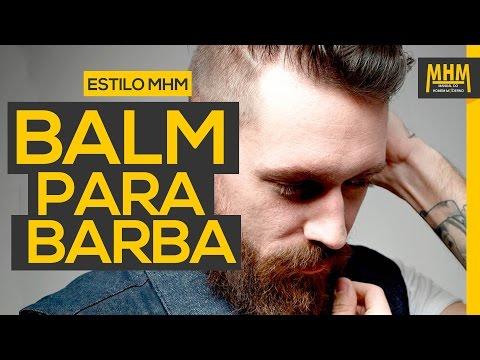 Balm para barba: O que é e como usar