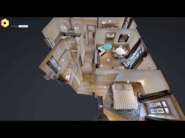LA PLUS IMMERSIVE DES VISITES VIRTUELLES 3D