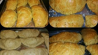 How I Make Ghana Rich Meat Pie