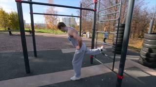 Тренировка для ног