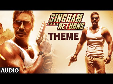 Singham Returns Theme