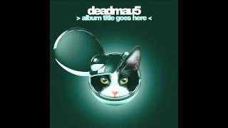 deadmau5 - There might be coffee (Cover Art)