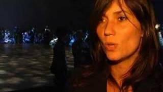 (EN) Emmanuelle Alt FW 07/08 Gaultier CDG Subtitled