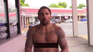 Eryk Anders Talks About Post-College Journey Into MMA