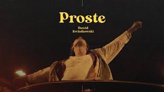 Dawid Kwiatkowski Proste