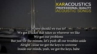Mama By Jonas Blue Ft William Singe Acoustic Guitar Backing Track   Acoustic Karaoke