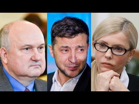 Политический расклад на 14 января 2019 (видео)