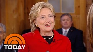 Hillary Clinton: GOP Made Benghazi 'A Partisan Political Issue' | TODAY
