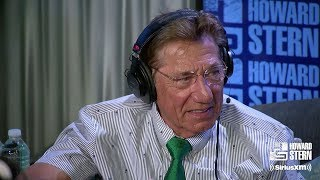 NFL legend Joe Namath on Howard Stern discusses his HBOT experience
