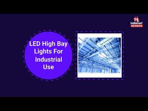 LED 72w Well Glass