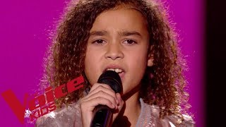 Sexion D'Assaut   Désolé | Lina | The Voice Kids France 2018 | Blind Audition