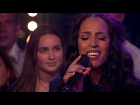 Glennis Grace - The Greatest Love Of All - RTL LATE NIGHT