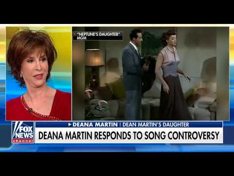 Dean Martin's Daughter Responds To 'Baby It's Cold Outside' Controversy, Says Her Father 'would Be G