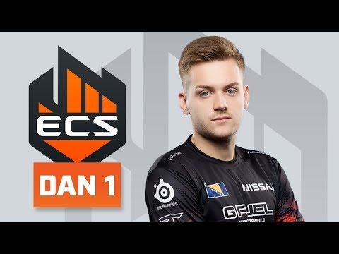 ECS - Virtus.pro vs Tricked | FaZe vs BIG - W3D1 w/ Rema i Mićko