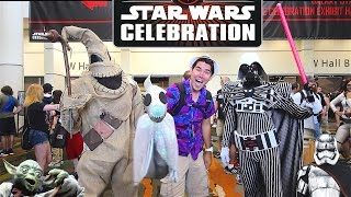 LARGEST STAR WARS Convention in the World! (Star Wars Celebration Orlando 2017) | DCP 2017