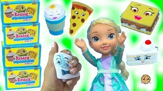 Kawaii Squeezies Squishy Food Mystery Surprise Blind Bags - Fun Toy Video