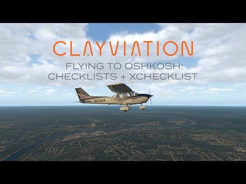 Bucket List Flights: Flying To Oshkosh | Leg 5: The Fisk