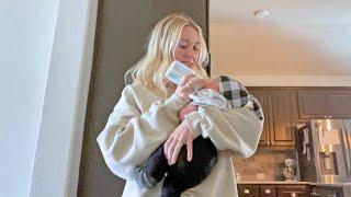 Meeting My Newborn Baby Nephew