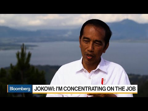 Stronger Indonesian Economy Lifts Jokowi