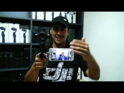 DJI Osmo Plus 3 5X Optical Zoom (Spanish)