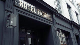 Hôtel Fabric - Boutique Hotel à Paris