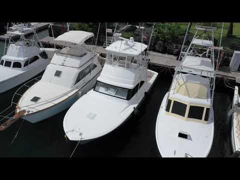 Viking 37 Billfish video