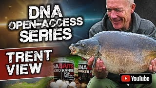***CARP FISHING*** DNA Open Access Series: Trent View Carp Fishery – DNA Baits