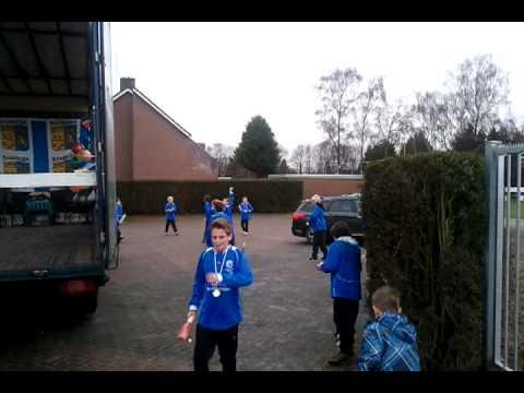 Sambeek najaarskampioenen - voorbereiding rondrit - deel 2