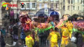 preview picture of video 'Fête du Nouvel An chinois 2013 Libourne.'