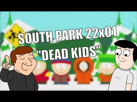 SewerTalk #2: Nová série SOUTH PARKU (Voxus+Mipe)