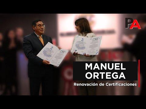 HLC recibe renovación de certificaciones ISO 9001 y 45001