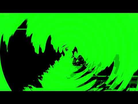 Free Glitch Transition Overlay - Green Screen Blue - смотреть онлайн