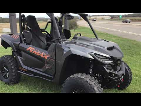 2022 Yamaha Wolverine RMAX2 1000 XT-R in Belle Plaine, Minnesota - Video 1