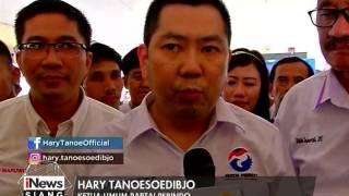 Partai Perindo Memberikan Perhatian Khusus Kepada Para Nelayan Di Gresik  INews Siang 12/01