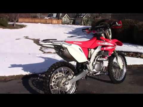 2017 Honda CRF250X in Boise, Idaho - Video 1