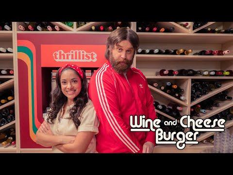 Introducing Thrillist's New Wine Show: Wine & Cheeseburger with Harley Morenstein