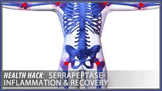 Serrapeptase: Reduce Inflammation for Faster Recovery | Health Hacks- Thomas DeLauer