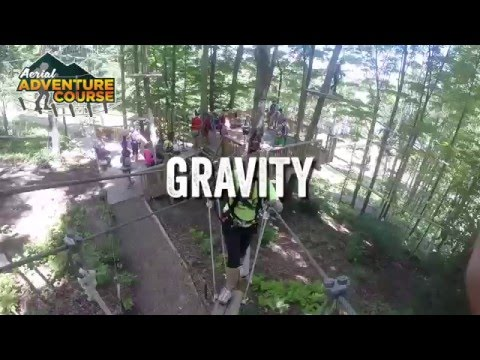 Peek'n Peak Mountain Adventures: GRAVITY