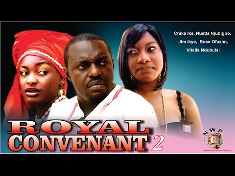 Royal Covenant 2     - Nigerian Nollywood  Movie
