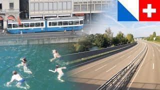 Zurich Switzerland 4K 🇨🇭 - Interesting facts about Zurich | Best Cities