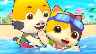 ngay-di-bien-cua-meo-con-beach-song-nhac-thieu-nhi-vui-nhon-babybus-3
