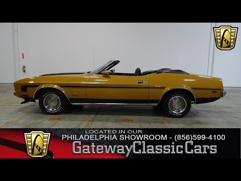 Video of '73 Ford Mustang - MZO0